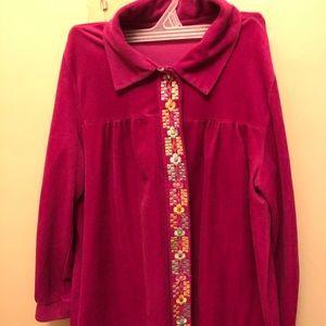 Other - Vintage ladies night over coat sizes/m